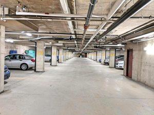 Legacy Court Underground Parking